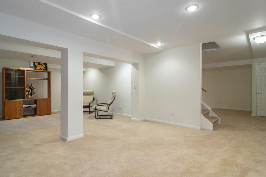 Real Estate Photography - 23975 East Lancaster Ct, Deer Park, IL, 60010 - Lower Level