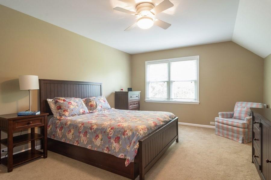 Real Estate Photography - 23975 East Lancaster Ct, Deer Park, IL, 60010 - Bedroom