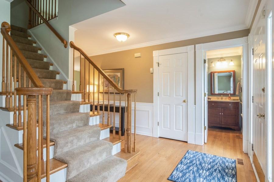 Real Estate Photography - 23975 East Lancaster Ct, Deer Park, IL, 60010 - Foyer