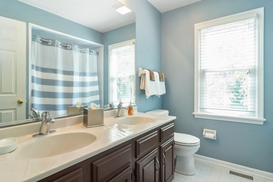 Real Estate Photography - 23975 East Lancaster Ct, Deer Park, IL, 60010 - Bathroom