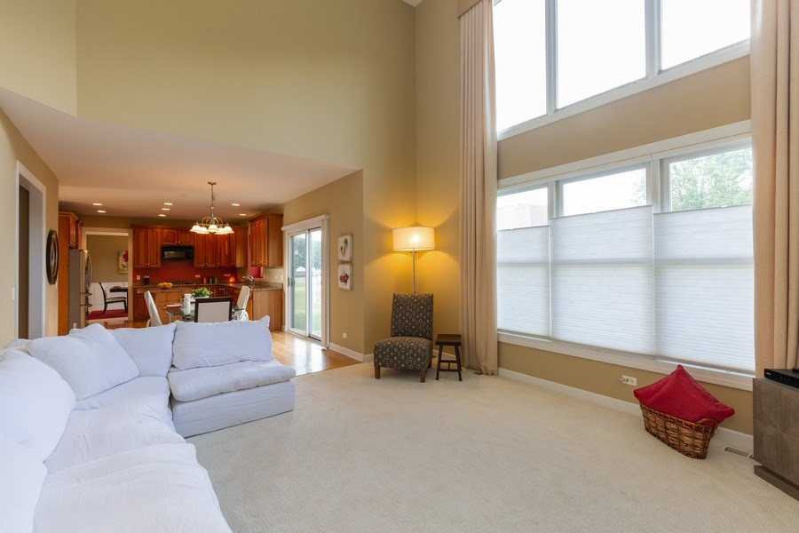 Real Estate Photography - 906 Sunrise Dr, South Elgin, IL, 60177 - Family Room
