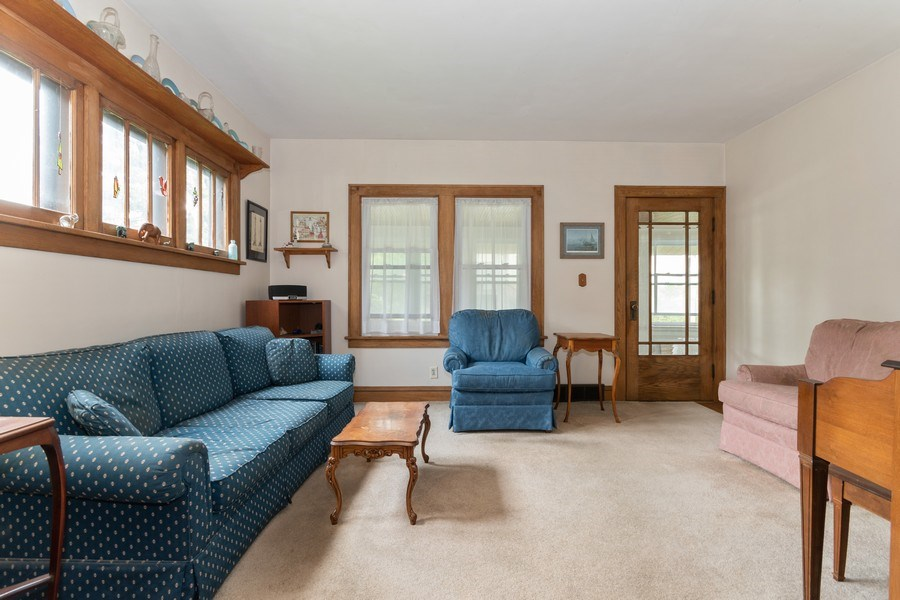 Real Estate Photography - 747 Rogers St, Downers Grove, IL, 60515 - Living Room