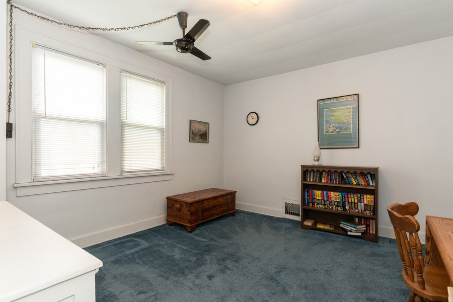 Real Estate Photography - 747 Rogers St, Downers Grove, IL, 60515 - 3rd Bedroom