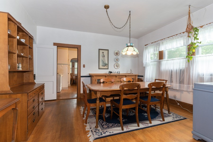 Real Estate Photography - 747 Rogers St, Downers Grove, IL, 60515 - Dining Room