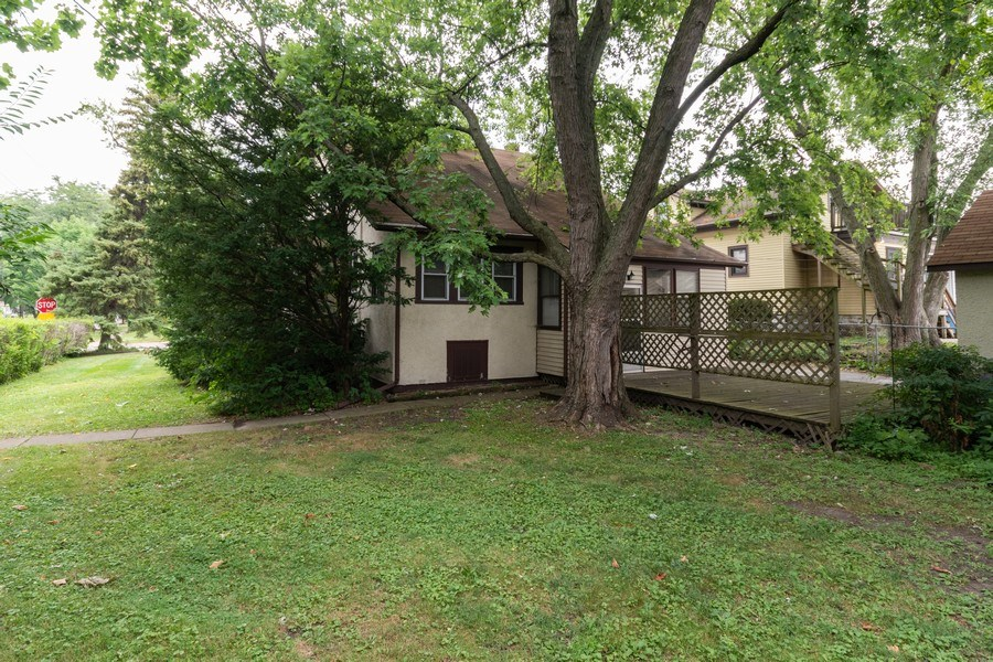 Real Estate Photography - 747 Rogers St, Downers Grove, IL, 60515 - Back Yard
