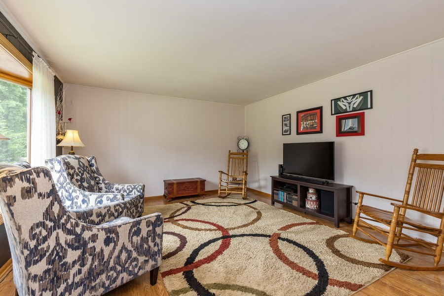Real Estate Photography - 10281 West Talmadge Ave, Beach Park, IL, 60087 - Living Room