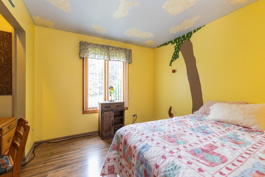 Real Estate Photography - 10281 West Talmadge Ave, Beach Park, IL, 60087 - Bedroom