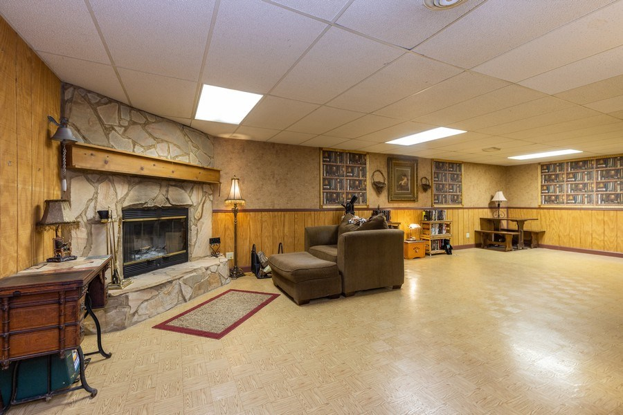 Real Estate Photography - 10281 West Talmadge Ave, Beach Park, IL, 60087 - Basement