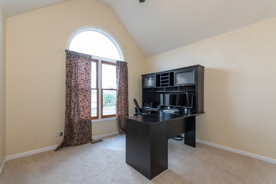 Real Estate Photography - 2833 Mapleside Ct, Aurora, IL, 60502 - 2nd Bedroom