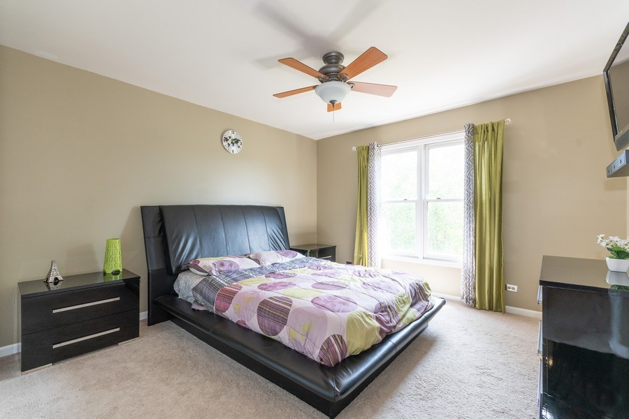 Real Estate Photography - 2833 Mapleside Ct, Aurora, IL, 60502 - 3rd Bedroom