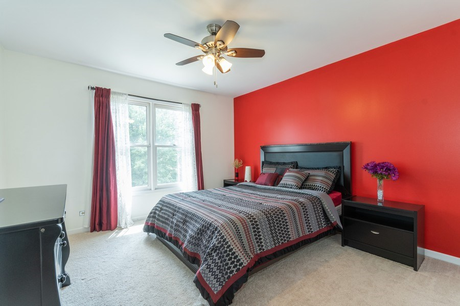 Real Estate Photography - 2833 Mapleside Ct, Aurora, IL, 60502 - 4th Bedroom