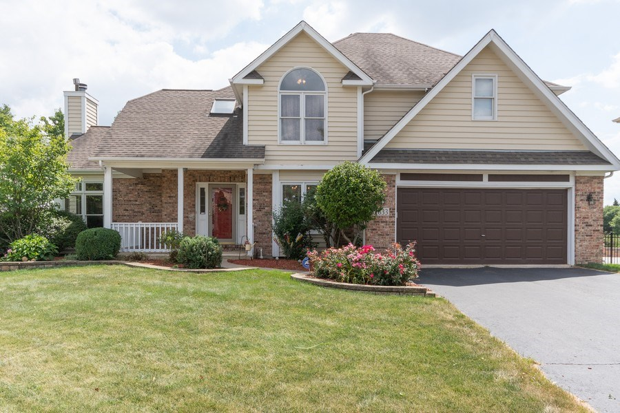 Real Estate Photography - 2833 Mapleside Ct, Aurora, IL, 60502 - Front View