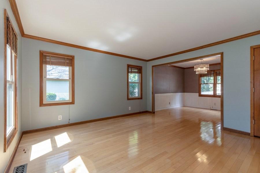 Real Estate Photography - 617 Maves Dr, Batavia, IL, 60510 - Living Room