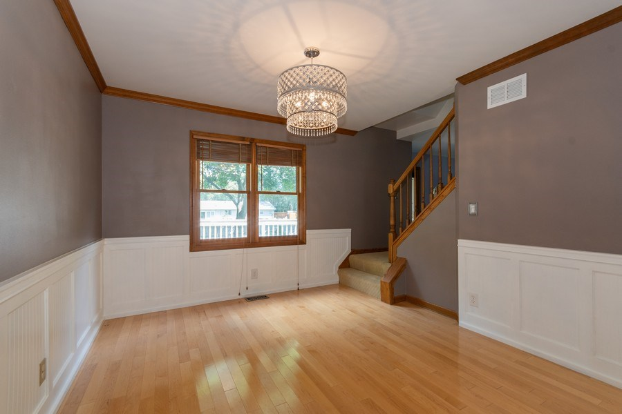 Real Estate Photography - 617 Maves Dr, Batavia, IL, 60510 - Dining Room