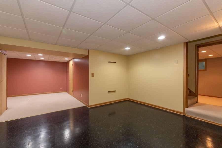 Real Estate Photography - 617 Maves Dr, Batavia, IL, 60510 - Basement