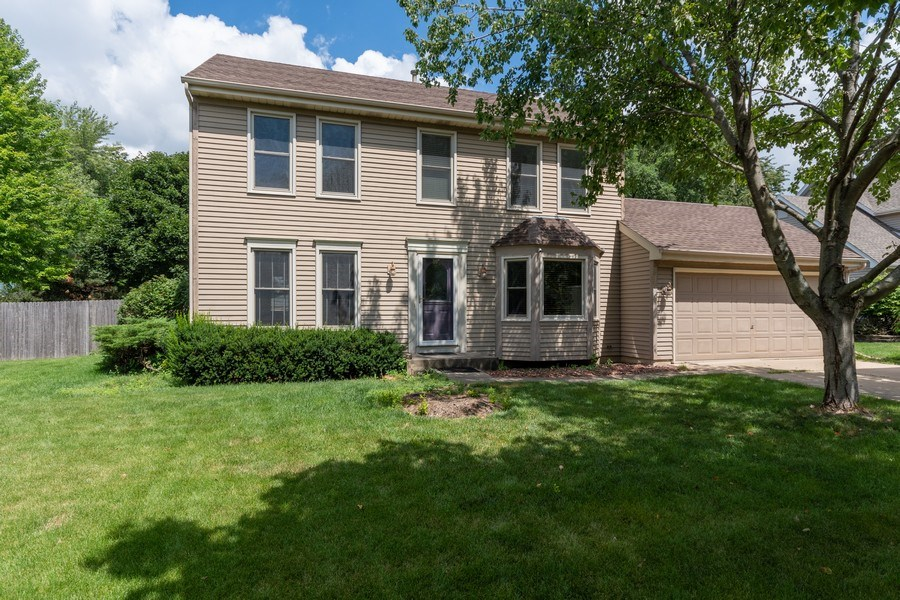 Real Estate Photography - 617 Maves Dr, Batavia, IL, 60510 - Front View