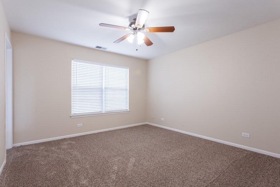 Real Estate Photography - 621 Spicebush Ln, Aurora, IL, 60504 - Master Bedroom