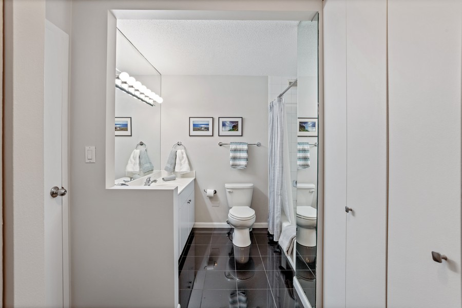 Real Estate Photography - 1313 North Ritchie Ct, 1704, Chicago, IL, 60610 - Master Bathroom