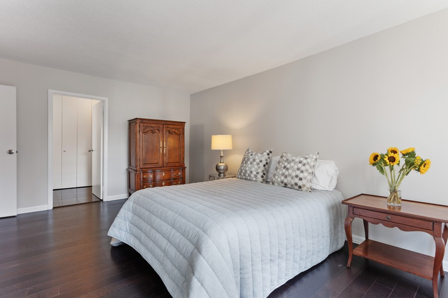 Real Estate Photography - 1313 North Ritchie Ct, 1704, Chicago, IL, 60610 - Master Bedroom