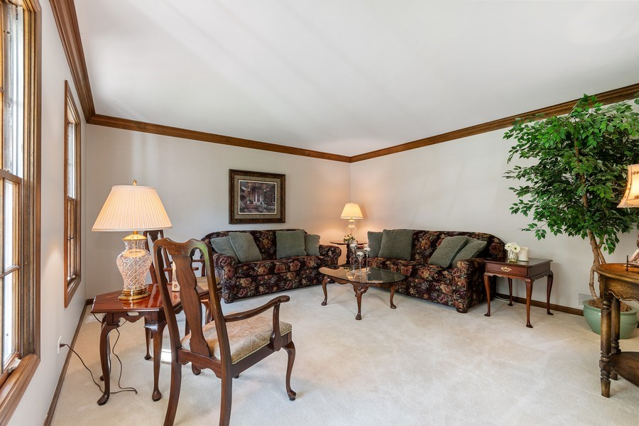 Real Estate Photography - 914 Monticello Dr, Naperville, IL, 60563 - Living Room