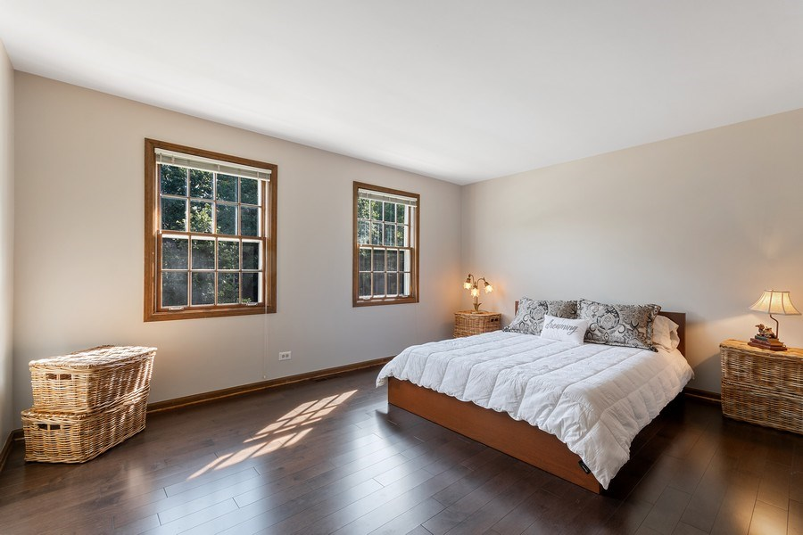 Real Estate Photography - 914 Monticello Dr, Naperville, IL, 60563 - 3rd Bedroom