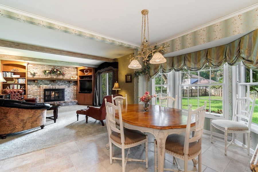 Real Estate Photography - 914 Monticello Dr, Naperville, IL, 60563 - Kitchen