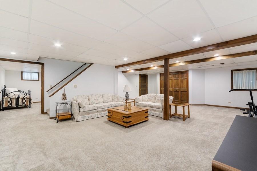 Real Estate Photography - 914 Monticello Dr, Naperville, IL, 60563 - Basement