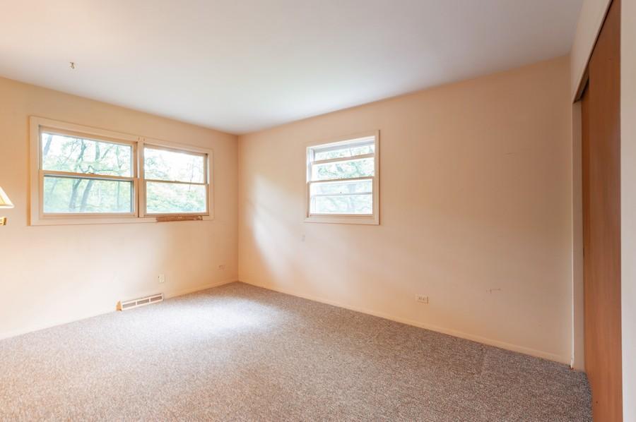 Real Estate Photography - 39535 North Beck Rd, Lake Villa, IL, 60046 - 3rd Bedroom