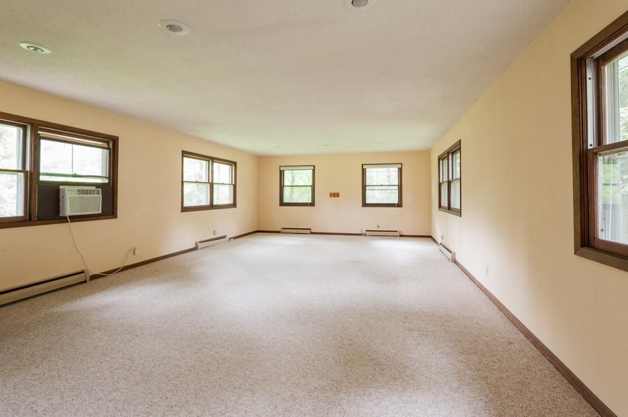 Real Estate Photography - 39535 North Beck Rd, Lake Villa, IL, 60046 - Bonus Room