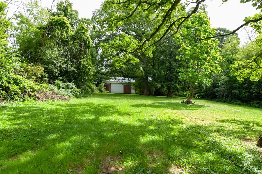 Real Estate Photography - 39535 North Beck Rd, Lake Villa, IL, 60046 - Back Yard