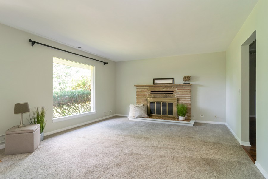 Real Estate Photography - 230 North Forest Ct, Addison, IL, 60101 - Living Room