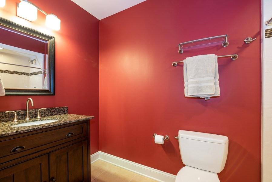 Real Estate Photography - 3320 Thunderbird Ln, Prairie Grove, IL, 60012 - 3rd Bathroom