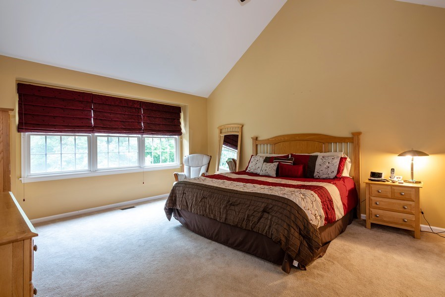Real Estate Photography - 3320 Thunderbird Ln, Prairie Grove, IL, 60012 - Master Bedroom