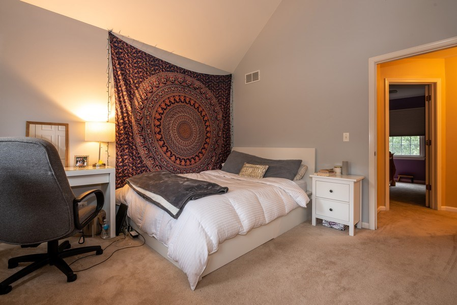Real Estate Photography - 3320 Thunderbird Ln, Prairie Grove, IL, 60012 - 2nd Bedroom