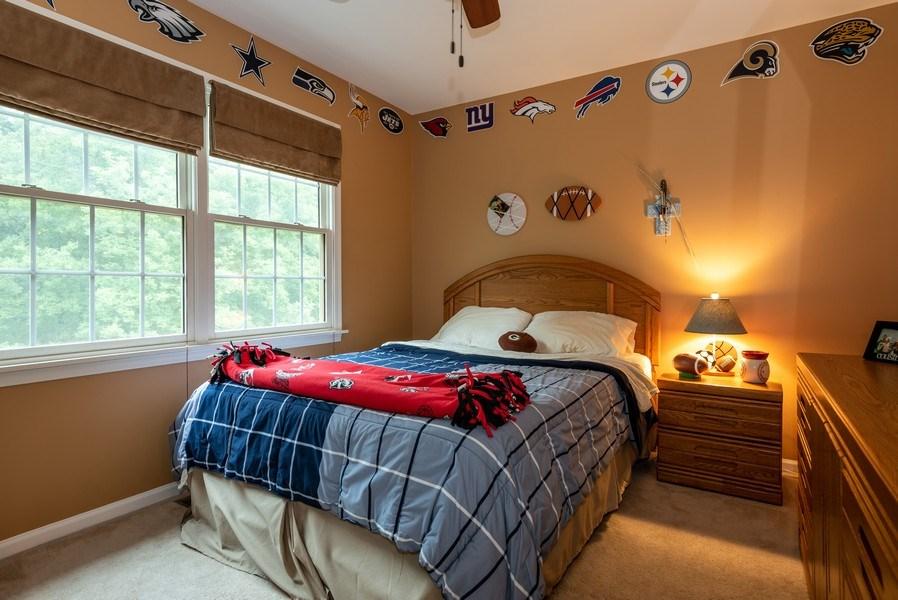Real Estate Photography - 3320 Thunderbird Ln, Prairie Grove, IL, 60012 - 4th Bedroom