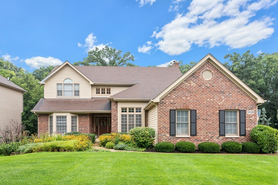 Real Estate Photography - 3320 Thunderbird Ln, Prairie Grove, IL, 60012 - Front View