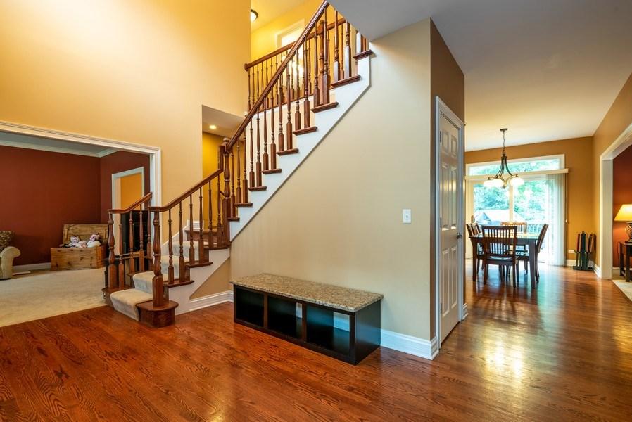 Real Estate Photography - 3320 Thunderbird Ln, Prairie Grove, IL, 60012 - Foyer