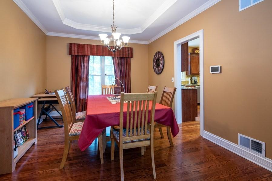 Real Estate Photography - 3320 Thunderbird Ln, Prairie Grove, IL, 60012 - Dining Room