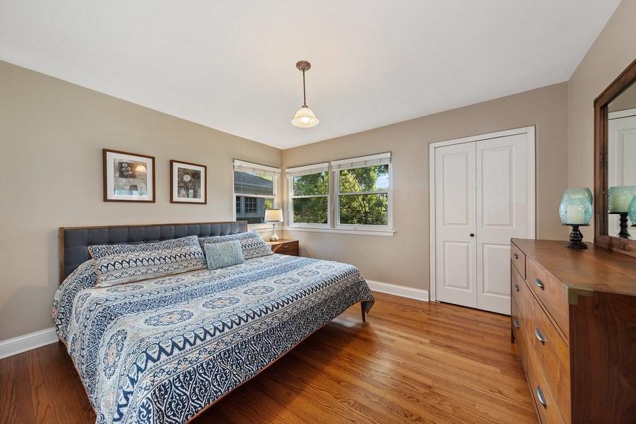 Real Estate Photography - 254 Scott Ave, Glen Ellyn, IL, 60137 - Master Bedroom