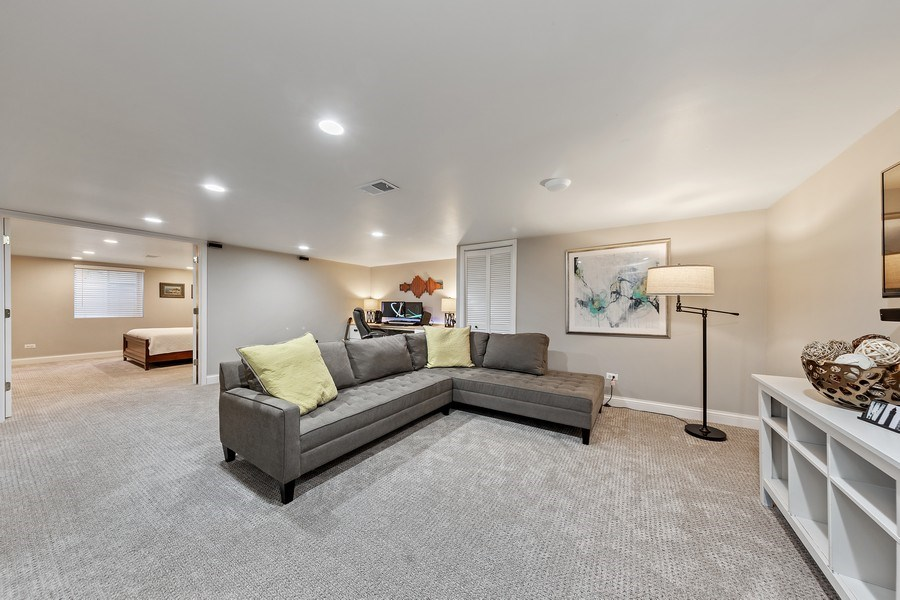 Real Estate Photography - 254 Scott Ave, Glen Ellyn, IL, 60137 - Lower Level