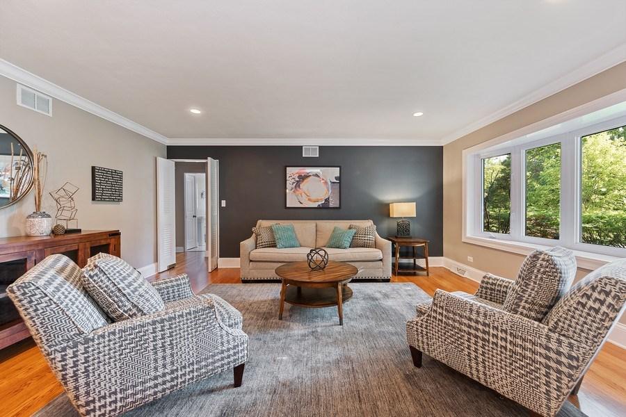 Real Estate Photography - 254 Scott Ave, Glen Ellyn, IL, 60137 - Living Room