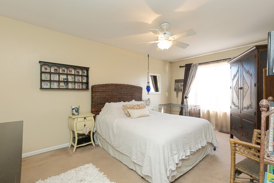 Real Estate Photography - 1890 Sebastian Dr, 0, Woodstock, IL, 60098 - MASTER BEDROOM--Plenty of room for large furniture