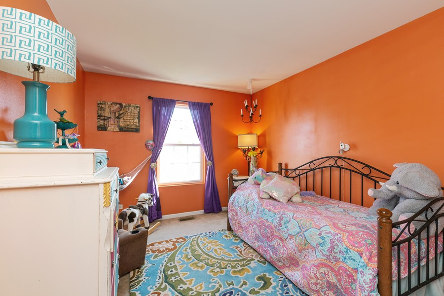 Real Estate Photography - 1890 Sebastian Dr, 0, Woodstock, IL, 60098 - 2ND BEDROOM
