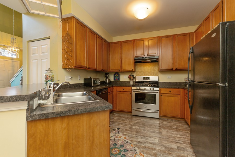 Real Estate Photography - 1890 Sebastian Dr, 0, Woodstock, IL, 60098 - KITCHEN--Tons of countertop space!!