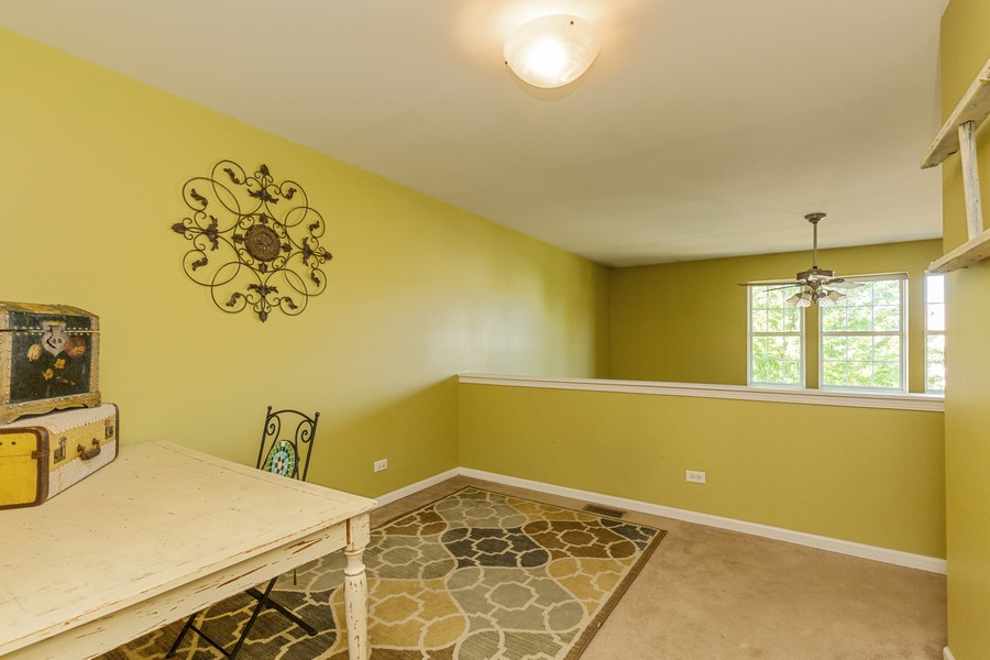 Real Estate Photography - 1890 Sebastian Dr, 0, Woodstock, IL, 60098 - LOFT--Great for an office space!