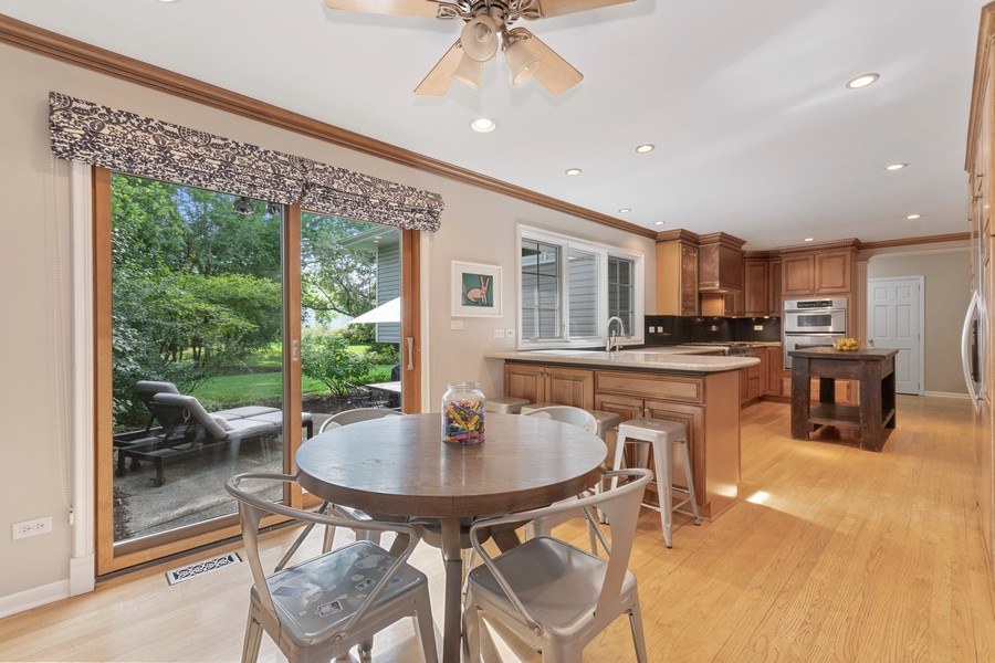 Real Estate Photography - 1012 Royal Saint George Dr, Naperville, IL, 60563 - Kitchen