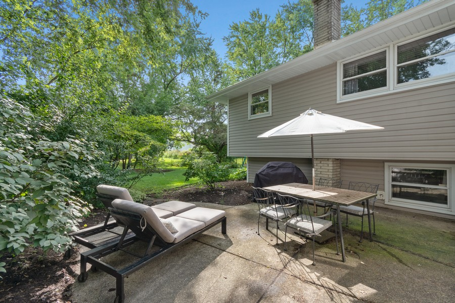 Real Estate Photography - 1012 Royal Saint George Dr, Naperville, IL, 60563 - Back Yard