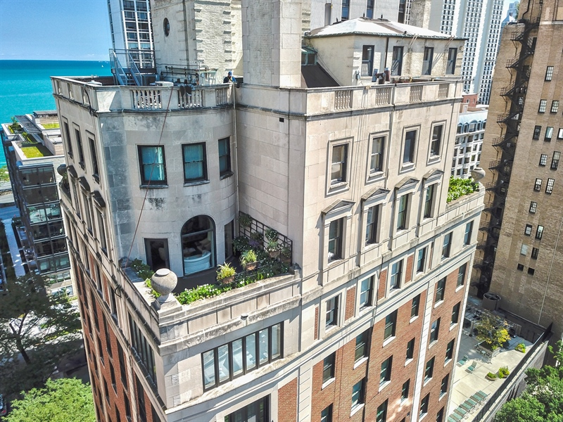 Real Estate Photography - 1325 North Astor St, 13, Chicago, IL, 60610 - Exterior Front