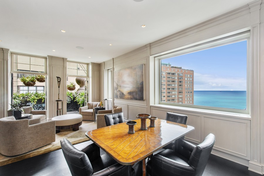 Real Estate Photography - 1325 North Astor St, 13, Chicago, IL, 60610 - Family Room