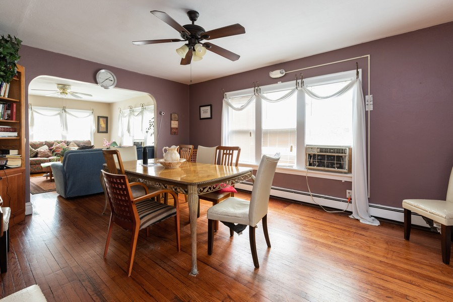 Real Estate Photography - 1019 West Pacific Ave, Waukegan, IL, 60085 - Dining Room